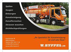 Ryfell Kanalreinigung AG