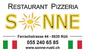 Restaurant Pizzeria Sonne Rüti
